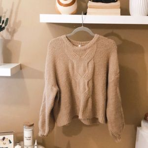Cozy Loose Fit Sweater